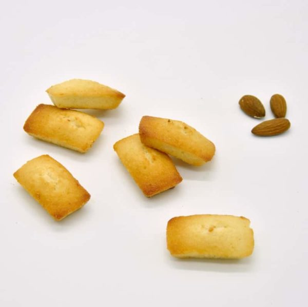 mini financiers amande nature